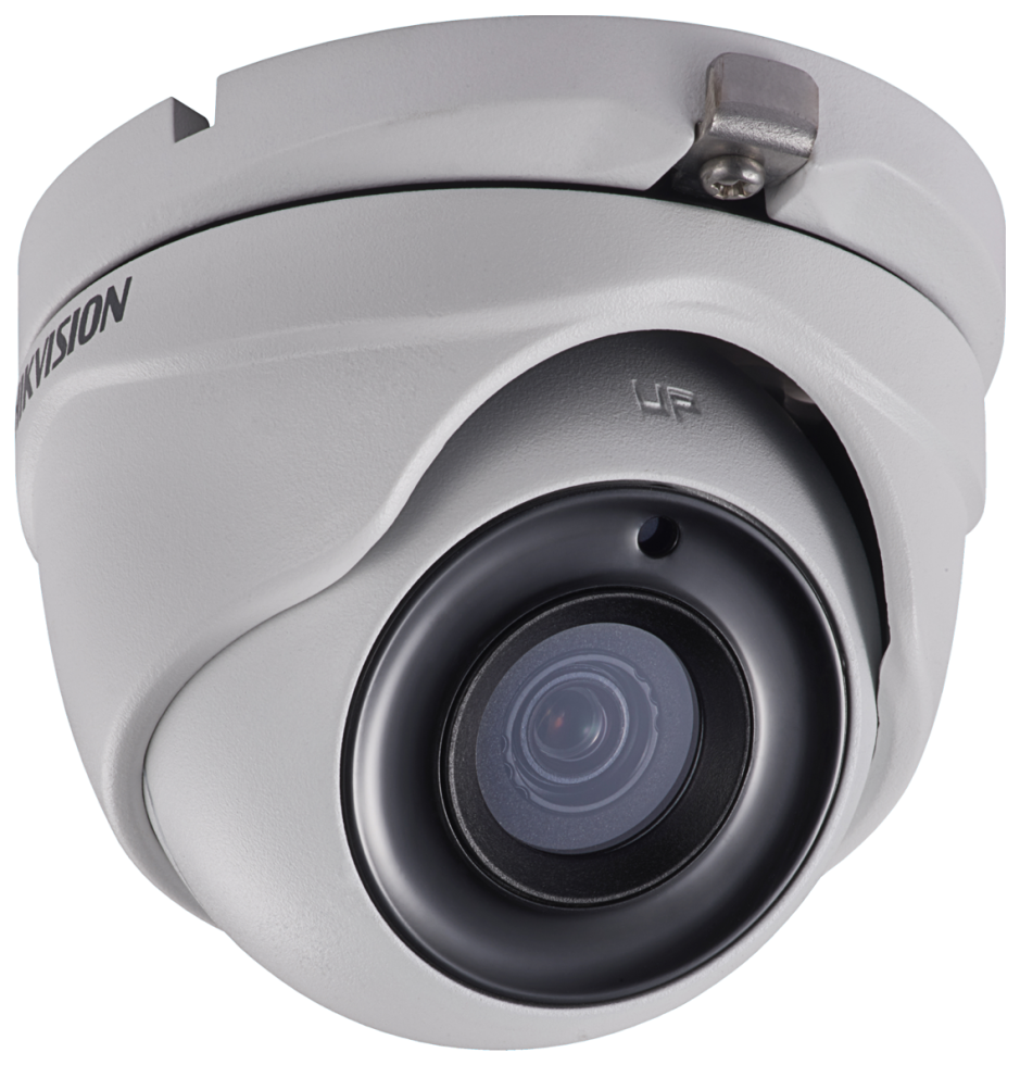 CAMERA DOME DS-2CE56F1T-ITM – 2,8MM METAL 3MP – 20MTS – HIKVISION –  TURBO