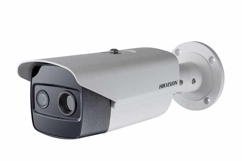 Câmera Hikvision vence prêmio
